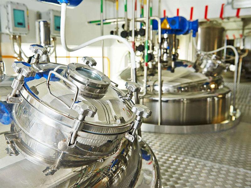 Filtrazione industriale per settore farmaceutico